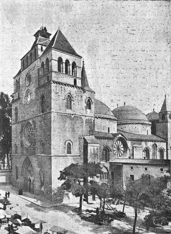 Lot musefrem base de donn es prosopographique des musiciens d 39 glise en 1790 bases - Cathedrale saint etienne de cahors ...