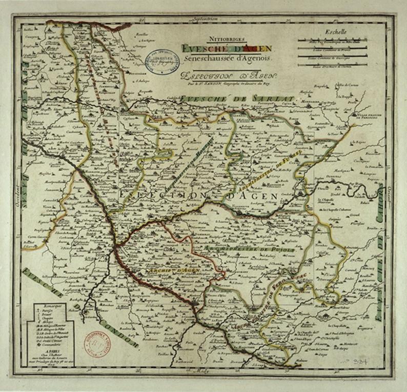 Lot-et-Garonne / MUSEFREM - Base de données prosopographique des musiciens d'Église en 1790 ...